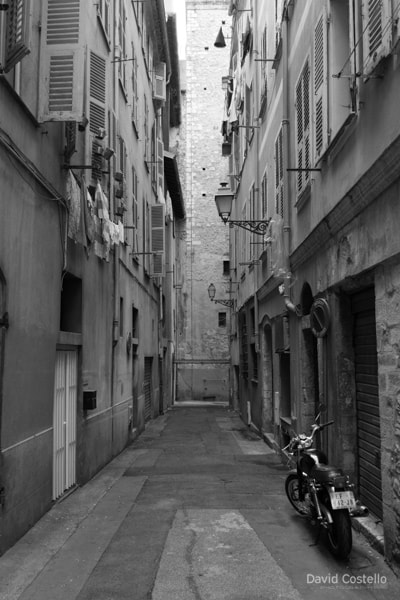 Behind the Streets of Nice