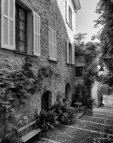 Stairways of Saint Paul De Vence France